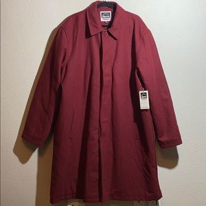 NWT ALPINE SWISS XXL Womens Quilted coat